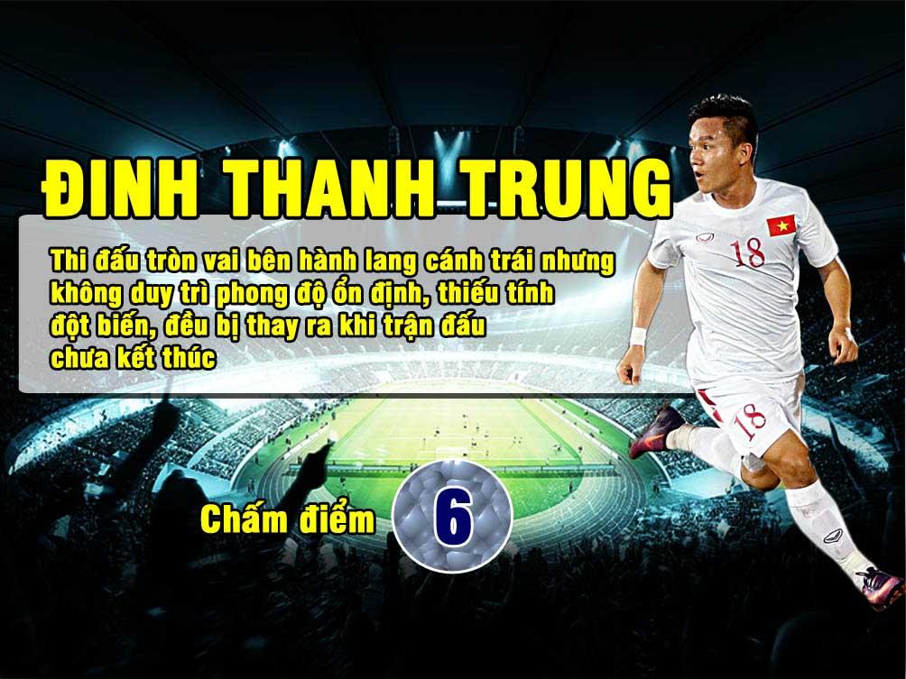 Ai xứng đáng được nêu danh cho vị trí ngôi sao của ĐT Việt Nam 9
