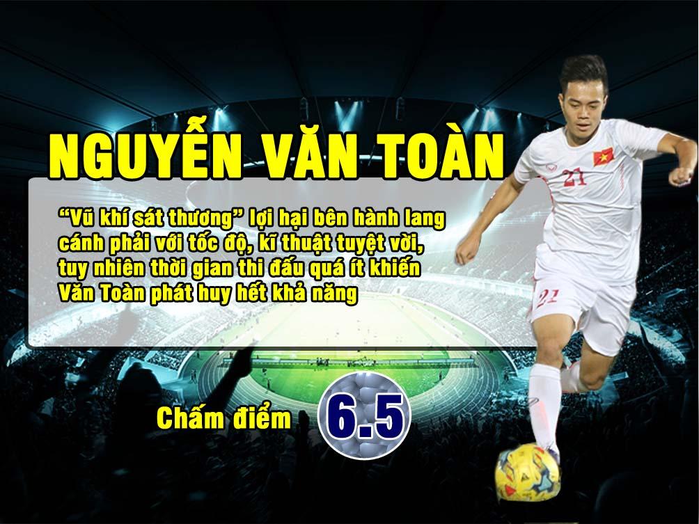 Ai xứng đáng được nêu danh cho vị trí ngôi sao của ĐT Việt Nam 13