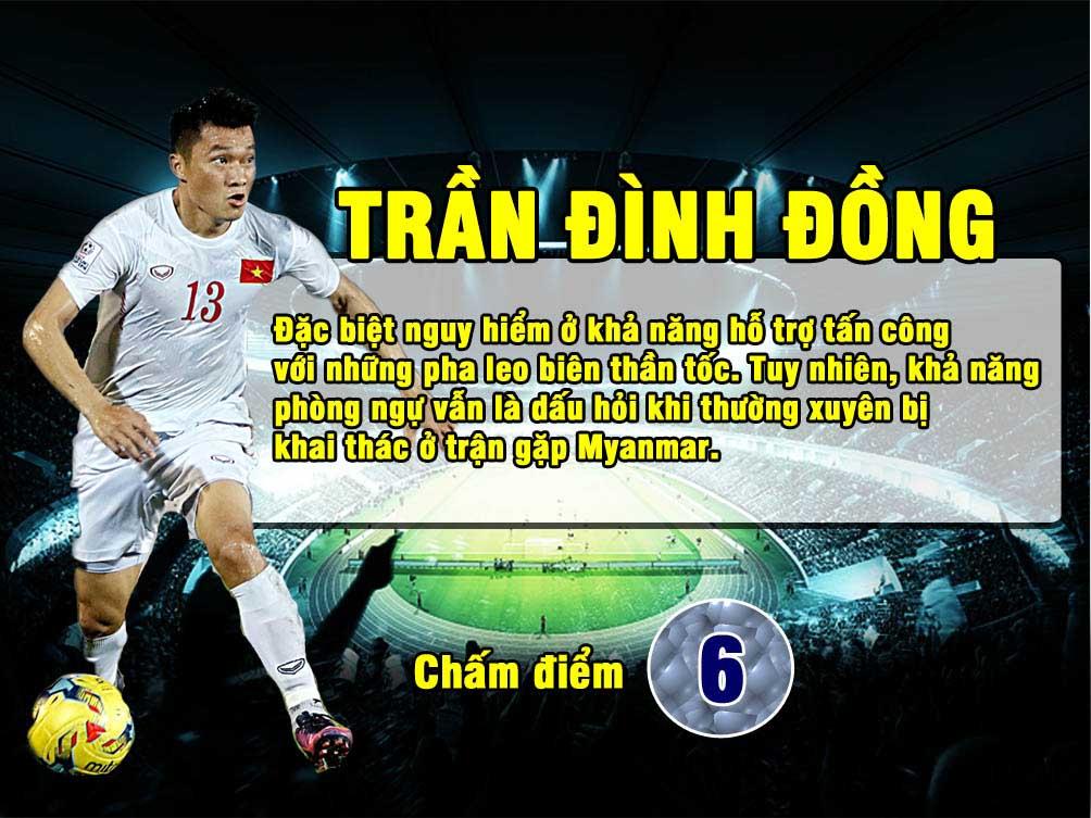 Ai xứng đáng được nêu danh cho vị trí ngôi sao của ĐT Việt Nam 7