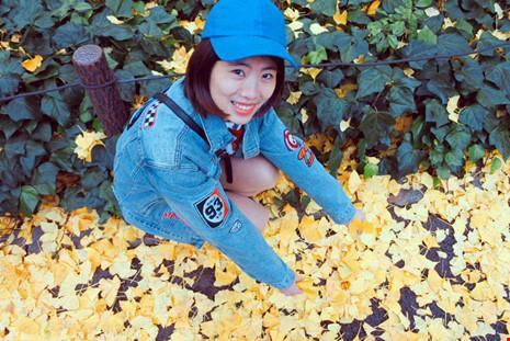 Đẹp mê say mùa lá vàng ở nhật bản - 11