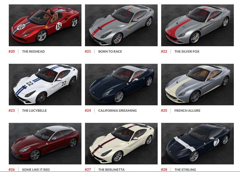 Ngắm hình ảnh 70 mẫu xe Ferrari đặc biệt - 5