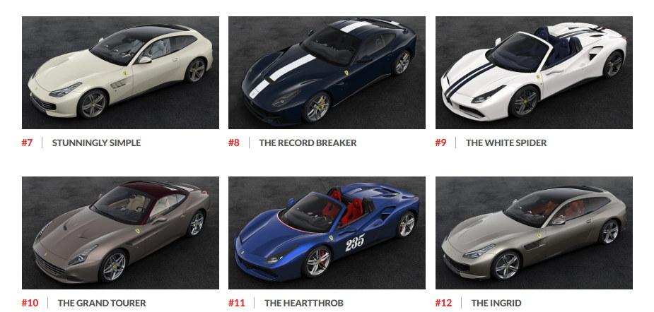 Ngắm hình ảnh 70 mẫu xe Ferrari đặc biệt - 3
