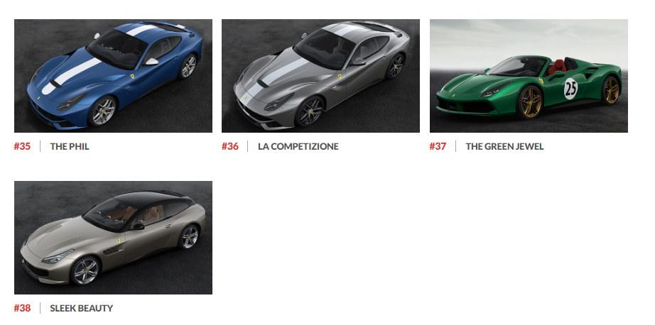 Ngắm hình ảnh 70 mẫu xe Ferrari đặc biệt - 7