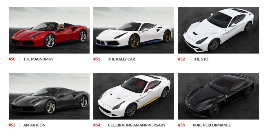 Ngắm hình ảnh 70 mẫu xe Ferrari đặc biệt - 10