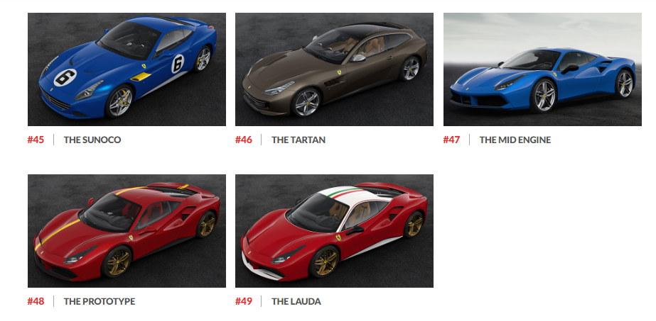 Ngắm hình ảnh 70 mẫu xe Ferrari đặc biệt - 9