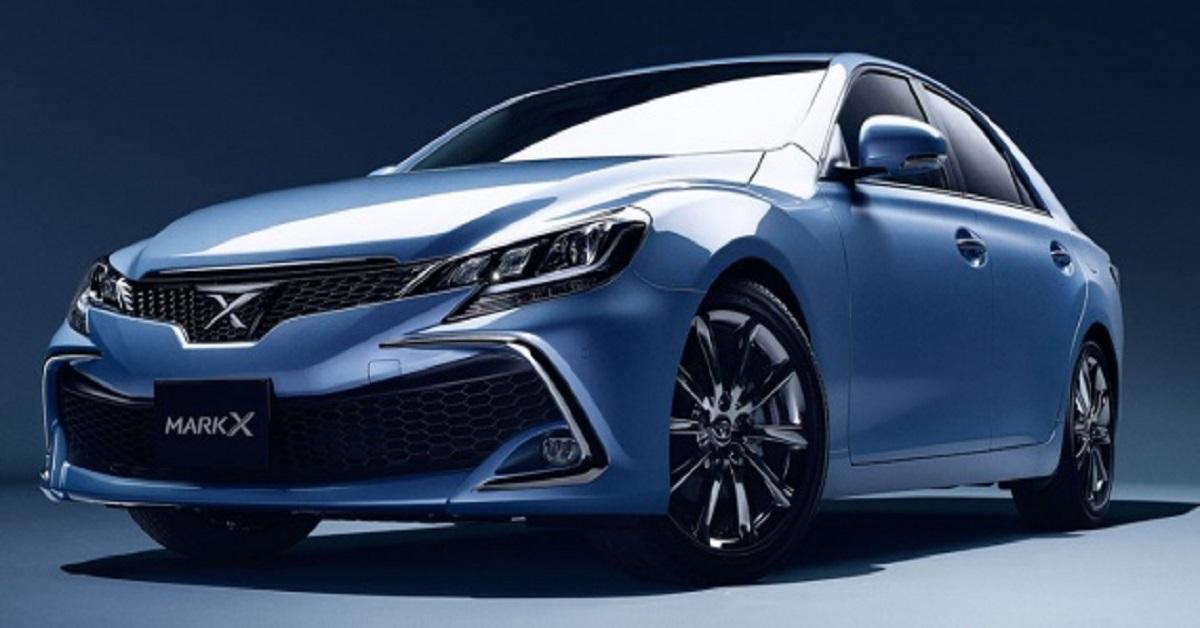 Toyota Mark X 2016 tích hợp công nghệ an toàn chủ động