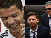 """Bóng đá - Ronaldo cũng """"trốn"""" thuế, nhưng """"khôn"""" hơn Messi"""