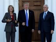 Thế giới - Dàn lãnh đạo thiếu kinh nghiệm nhất lịch sử thời Trump