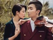 Ca nhạc - MTV - Thu Phương cá tính diễn cảnh tình tứ với trai trẻ