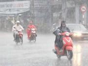 Tin tức trong ngày - Bão, không khí lạnh ập đến cùng lúc, miền Trung mưa to