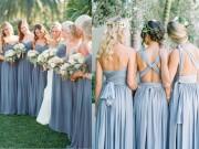 Thời trang - Coi chừng bị đuổi khỏi tiệc cưới nếu mặc 5 kiểu sau