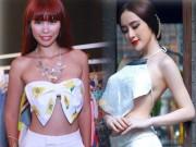 """Thời trang - 3 mỹ nhân Việt hở bạo nhưng vẫn nhiều lần """"mất điểm"""""""