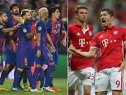 Bóng đá - Cúp C1: Hồi hộp vì Bayern - Barca và những trận kinh điển
