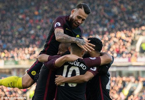 Burnley – Man City: Thoát hiểm nhờ siêu sao - 1