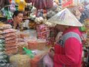 Thị trường - Tiêu dùng - Èo uột hàng Tết