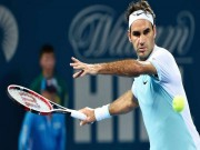 Thể thao - Tennis: Cả ma thuật Federer thu gọn bằng 10 cú đánh