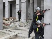 Mục kích diễn tập chống khủng bố ở Bắc Kạn