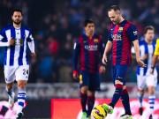 """Bóng đá - Không giải lời nguyền, Barca """"khó sống"""" trước El Clasico"""