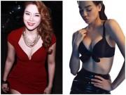 """Thời trang - Những vòng 1 mỹ nữ Việt không """"hạn chế"""" như người ta nghĩ"""