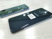 Dế sắp ra lò - Lộ ảnh Samsung Galaxy S7 Edge màu đen bóng Glossy Black
