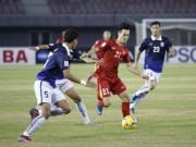 Video bàn thắng - Chi tiết Việt Nam – Campuchia: Chiến thắng xứng đáng (KT)