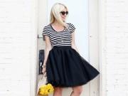 Thời trang - Mách chị em may váy đẹp chẳng cần tốn tiền sắm mua