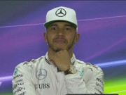 Thể thao - Tin thể thao HOT 26/11: Hamilton giành pole ở Abu Dhabi GP
