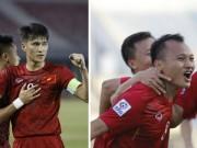 """Bóng đá - Chấm điểm ĐT Việt Nam: Công Vinh ghi bàn, Trọng Hoàng """"sáng"""" nhất"""