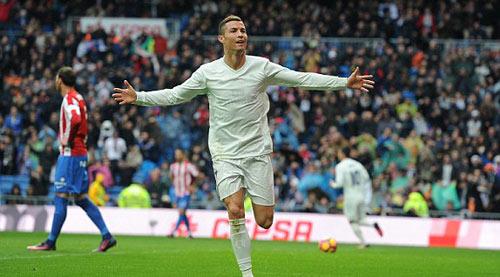 Real Madrid - Gijon: