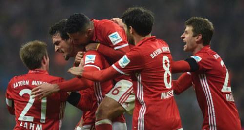 Bayern Munich -  Leverkusen: Chiến thắng nhọc nhằn - 1
