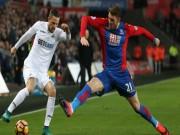 Bóng đá - Swansea – Crystal Palace: Mãn nhãn 9 bàn thắng