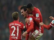 Bóng đá - Bayern Munich -  Leverkusen: Chiến thắng nhọc nhằn