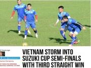 Bóng đá - 10 đá 11 vẫn thắng, báo châu Á khen Việt Nam 3 trận 9 điểm