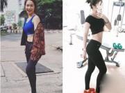 Ca nhạc - MTV - Hòa Minzy - Hoàng Yến Chibi: Ai tập gym gợi cảm hơn?
