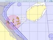 Tin tức trong ngày - Tàu chở 3.100 tấn gạo gặp nạn tại vùng biển Hà Tĩnh