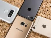 Thời trang Hi-tech - Top smartphone sạc pin nhanh nhất năm 2016