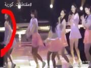 Ca nhạc - MTV - Mỹ nữ Hàn vẫn biểu diễn dù ngã khỏi sân khấu cao 2m