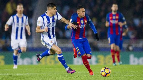 Tiêu điểm vòng 13 Liga: Barca lâm nguy trước siêu kinh điển
