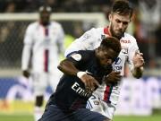 Bóng đá - Lyon - PSG: Người hùng cú đúp