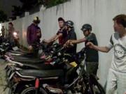 An ninh Xã hội - Trà trộn vào đoàn đua bắt hơn 20 quái xế