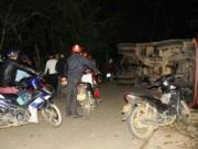 Tin tức trong ngày - Tin mới vụ xe tải đứt phanh, 5 người thương vong ở Quảng Nam