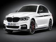 Tin tức ô tô - BMW tung loạt phụ kiện M Performance dành cho mẫu 5 Series