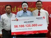Tin tức trong ngày - Trùng hợp lạ kỳ của 5 giải jackpot tiền tỉ