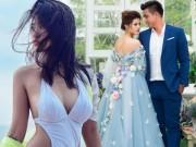 Bạn trẻ - Cuộc sống - Nữ DJ bốc lửa khoe ảnh cưới lãng mạn với cựu tiền đạo Việt Thắng