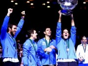 Thể thao - Tennis 24/7: Del Potro gãy ngón tay vẫn giúp Argentina vô địch