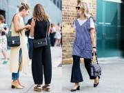 Thời trang - Mặc váy trùm quần: Tại sao không thử?