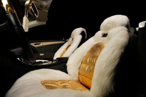 Lóa mắt Mercedes-Benz SL 600 kim cương giá 109 tỷ đồng - 2