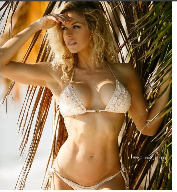 Mỹ nữ da nâu óng khoe đôi tay lực sĩ, bụng 6 múi sexy - 6