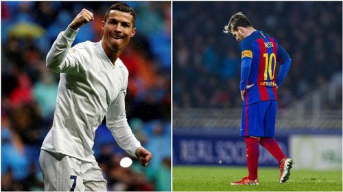 Siêu kinh điển Barcelona - Real Madrid: Vô vọng cho kẻ bám đuổi