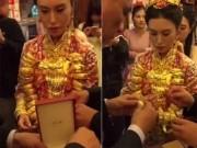 Bạn trẻ - Cuộc sống - Thực hư thiếu nữ lấy chồng U70 để ôm 20kg vàng